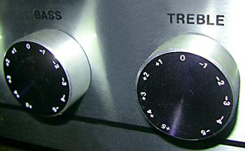 Amplifier Tone Control