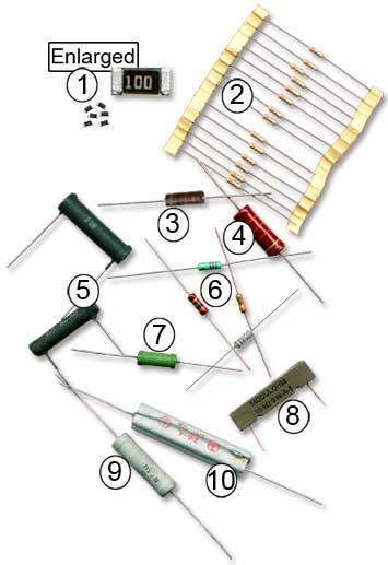 Resistor Construction