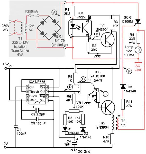 SCRs in AC Circuits