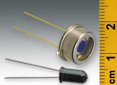 A typical Photoconductive Diodes
